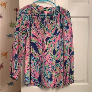 Lilly Eliza top